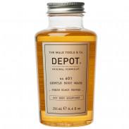 DEPOT 601 Gentle Body Wash Fresh Black Pepper 250 ml
