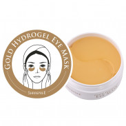 SHANGPREE Gold Hydrogel Eye Mask 60 St.