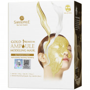 SHANGPREE Gold Premium Ampoule Modeling Mask 105 g