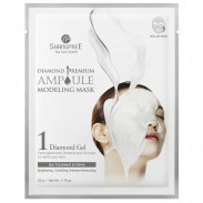 SHANGPREE Silver Prem. Ampoule Modeling Mask 105 g
