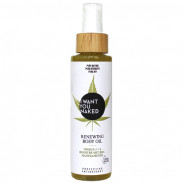 I WANT YOU NAKED Renewing Body Oil mit Bio-Hanföl 120 ml