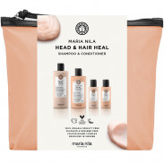 Maria Nila Head and Hair Heal Beauty Bag