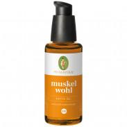 PRIMAVERA Muskelwohl Aktiv Öl Bio 50 ml