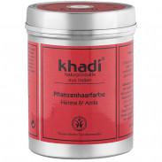 Khadi Pflanzenhaarfarbe Henna & Amla 150 g