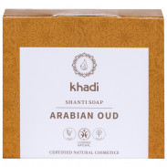 Khadi Shanti Soap Arabian Oud 100 g
