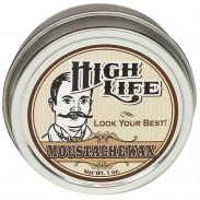High Life Moustache Wax 28 g
