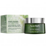 AHAVA Mineral Radiance Energizing Day Cream SPF 15 50 ml