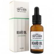 Snip A Man Beard Oil Grapefruit & Mint 30 ml