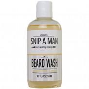 Snip A Man Beard Wash Grapefruit-Mint 250 ml