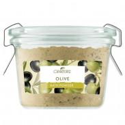 LaNature Badepuder Olive klein im Weckglas 60 g