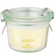 LaNature Duftkerze Lemon im Weckglas