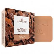 LaNature Pflanzenölseife La Savonette Sandalwood 100 g