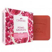 LaNature Pflanzenölseife La Savonette Pomegranate 100 g