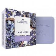 LaNature Pflanzenölseife La Savonette Lavender 100 g