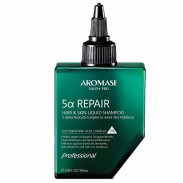 AROMASE Salon-Pro 5a Repair Hair & Skin Liquid Shampoo 40 ml