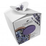 LaNature Gästeseife in der Geschenkbox Lavender 3 Stück