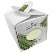 LaNature Gästeseife in der Geschenkbox Lemongrass 3 Stück