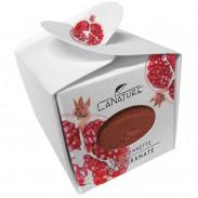 LaNature Gästeseife in der Geschenkbox Pomegranate 3 Stück