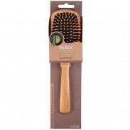 PARSA Beauty Profi FSC Holz Haarbürste Groß Oval mit Holzstiften