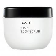 Monteil Paris Basic 3 in 1 Body Scrub 275 ml