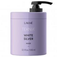 Lakme TEKNIA White Silver Mask 1000 ml