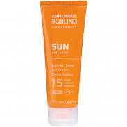 ANNEMARIE BÖRLIND SUN Sonnen-Creme LSF 15 75 ml
