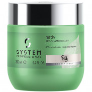 System Professional EnergyCode N3 Nativ Pre-Shampoo Clay 200 ml