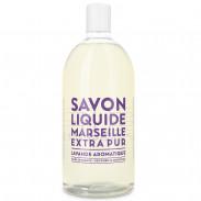 Compagnie de Provence Liquid Marseille Soap Aromatic Lavender 1000 ml