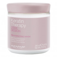 ALFAPARF MILANO Keratin Therapy Rehydrating Mask 200 ml