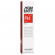 ALFAPARF MILANO Pigments Color Red 6x8 ml