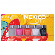 OPI Mexico City Collection Infinite Shine 5er Mini Set