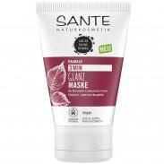SANTE 3 Minuten Glanz Maske Bio-Birkenblatt 100 ml