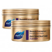 Phyto Phytokeratine Extreme Tiefenreparierende Maske 2x 500 ml