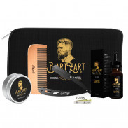 BartZart Bartpflege Set Agadir 6 teilig