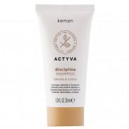 kemon Actyva Disciplina Shampoo 30 ml