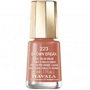 Mavala Nagellack Chill & Relax Color´s Brown Break 5 ml