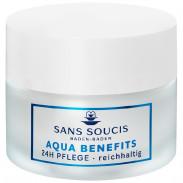 Sans Soucis Aqua Benefits 24 Stunden Pflege reichhaltig 50 ml
