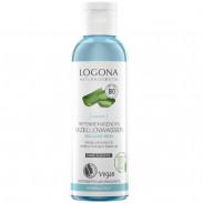 LOGONA Tiefenreinigendes Mizellenwasser Bio-Aloe Vera 125 ml