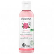 LOGONA Pflegendes Mizellenwasser Bio-Damaszener Rose 125 ml