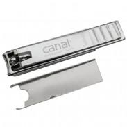 Canal Fußnagelknipser mit Auffangschale 80 mm