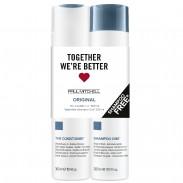 Paul Mitchell Original Conditioner + free Shampoo
