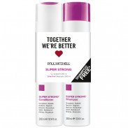 Paul Mitchell Super Strong Conditioner + free Shampoo