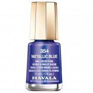 Mavala Nagellack Metropolitan Color's Metallic Blue 5 ml