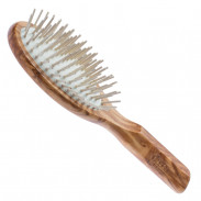 Nippes H8 Olivenholz Pneumatic-Haarbürste