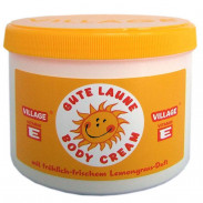 Village Vitamin E Gute Laune Bodycream 500 ml