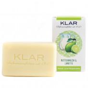 Klar's Buttermilch & Limettenseife 100 g