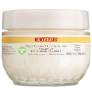 Burt's Bees Sensitive Night Cream 50 g