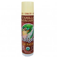 Badger Classic Lip Balm Vanilla Madagascar 4,2 g