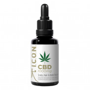 Icon Organic CBD 1000 mg Oil 30 ml