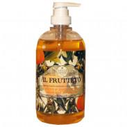 Nesti Dante IL Frutteto Olive & Tangerine Liquid Soap 500 ml